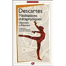 Méditations métaphysiques - édition bilingue (GF bilingue t. 1480) (French Edition)