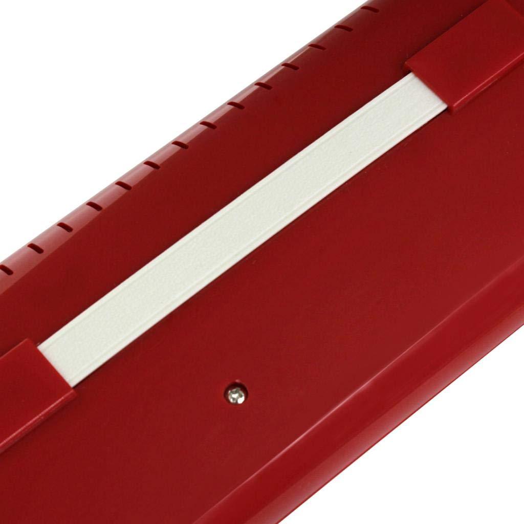 Almencla 37 Key Keyboard Harmonica With Professional Bag Musical Instrument - Red, 48 x 11 x 4.5cm by Almencla (Image #10)