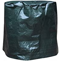 Gardeco COVER-FB50 Fire Bowl/Fire Pit Cover Upto 50cm Diameter - Green