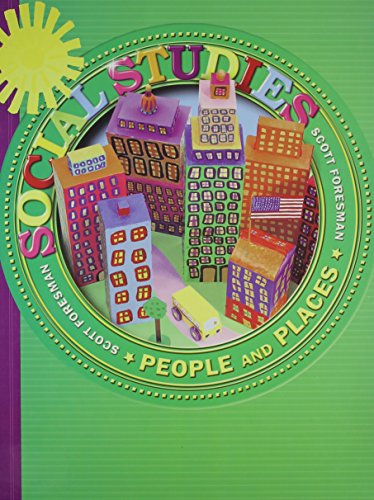 SOCIAL STUDIES 2003 PUPIL EDITION GRADE 2 PEOPLE AND PLACES