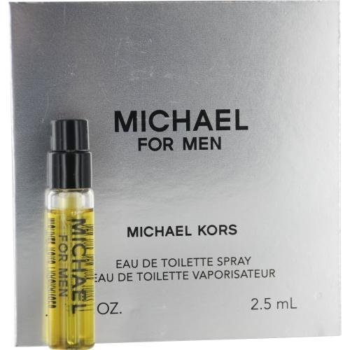 - Michael Kors By Michael Kors Edt Spray Vial On Card