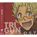 TRIGUN Badlands Rumble オリジナルサウンドトラック