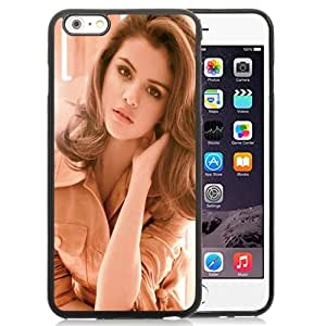 New Personalized Custom Designed For iPhone 6 Plus 5.5 Inch Phone Case For Cute Selena Gomez Phone Case Cover