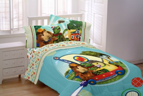 Wonder Pets Super Pets Full Comforter]()