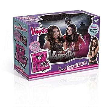 Chica Vampiro Coussin Secret