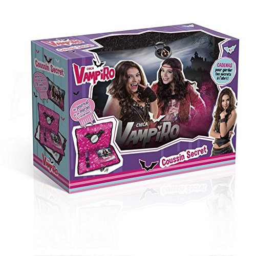 Canal Toys - Chica Vampiro - Coussin Secret