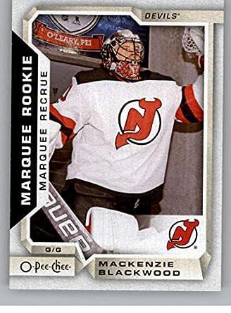 the latest bfb0d f37a1 Amazon.com: 2018-19 OPC O-Pee-Chee Hockey #533 Mackenzie ...
