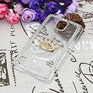 DUR Diamond Crown Back Cover Case for SAMSUNG Galaxy S5 I9600