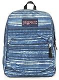 Jansport Superbreak Backpack (multi variegated stripe)