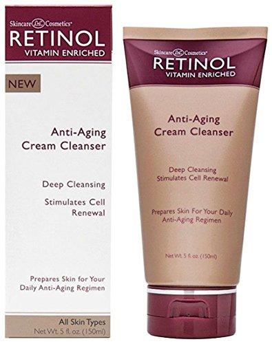 Skincare Retinol Anti Aging Cream Cleanser product image