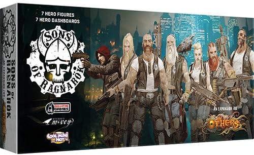 The Others: 7 Sins - Sons of Ragnarok Expansion - English: Amazon.es: Juguetes y juegos