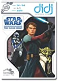 LeapFrog  Didj Custom Learning Game Star Wars: The Clone Wars