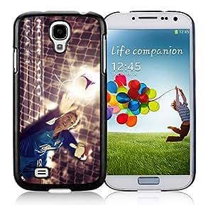 New Unique DIY Antiskid Skin Case For Samsung S4 hope solo Samsung Galaxy S4 Black Phone Case 188