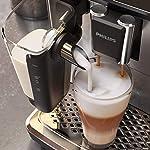 Philips-Serie-3200-EP324350-Macchina-da-Caffe-Automatica-5-Bevande-con-Macine-in-Ceramica-Filtro-AquaClean-Caraffa-LatteGo-1500-W-18-Litri-BiancoNero