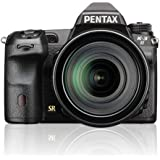 Pentax K-3II 24MP Digital SLR Camera (Black) with 18-135mm WR F 3.5-5.6 Lens Kit