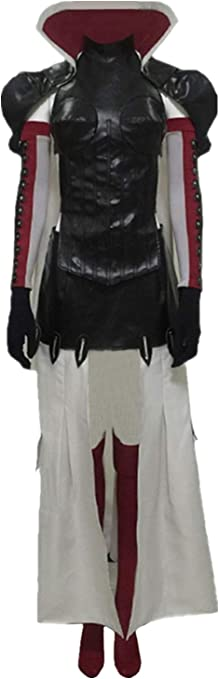 Final Fantasy XIII 13 Snow Villiers Cosplay Costume Grey Coat Full Set Halloween
