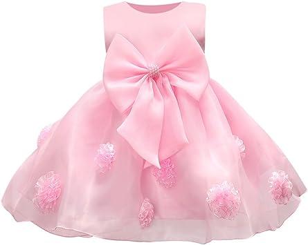 Bebes Vestidos❤️️Lonshell Vestido de Fiesta para Niña Tipo ...