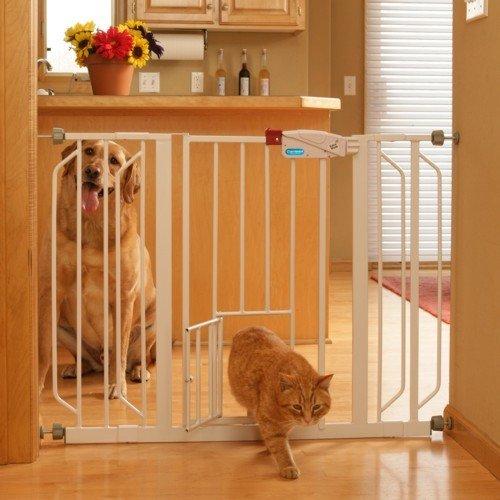 Барьер загородка для собак в квартиру