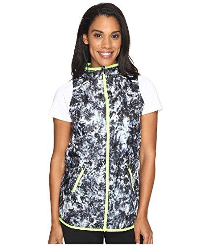 ピル利益甲虫[ニューバランス] New Balance レディース Windcheater Vest Printed ジャケット [並行輸入品]