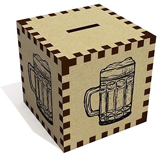 'Glass Of Beer' Money Box / Piggy Bank - Designer Cases Uk Glasses