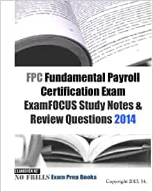 FPC Certification — PayrollTalk