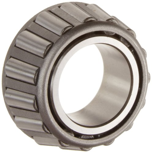 Timken 3478 Tapered Roller Bearing, Single Cone, Standard Tolerance, Straight Bore, Steel, Inch, 1.3750