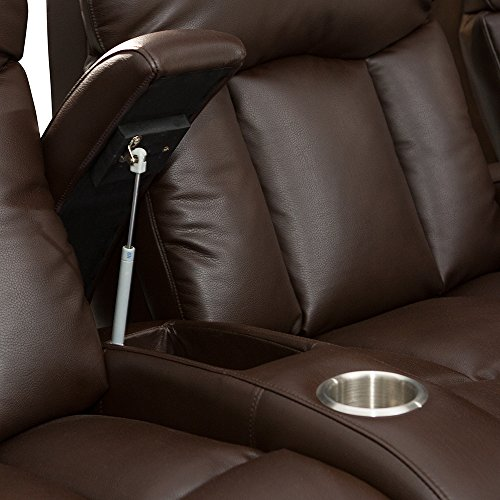 511kTDV0vdL - SEATCRAFT-Sausalito-Home-Theater-Seating-Power-Recline-Leather-Gel