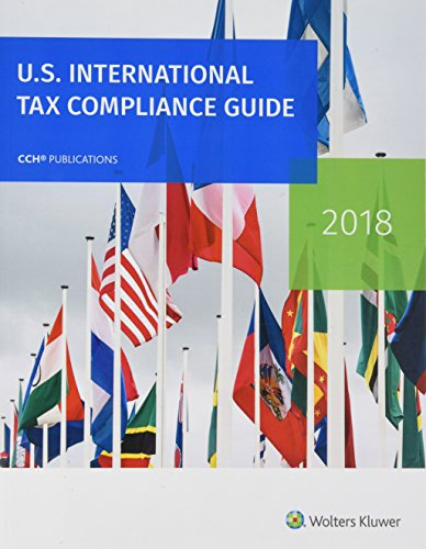 U S  International Tax Compliance Guide 2018