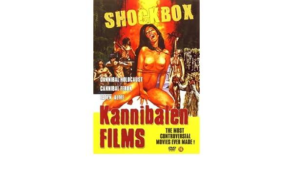 Amazon com: Cannibal Films Collection - 3-DVD Box Set ( Cannibal