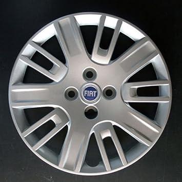 Wheeltrims Set de 4 embellecedores nuevos para Fiat Doblo con Llantas Originales de 15