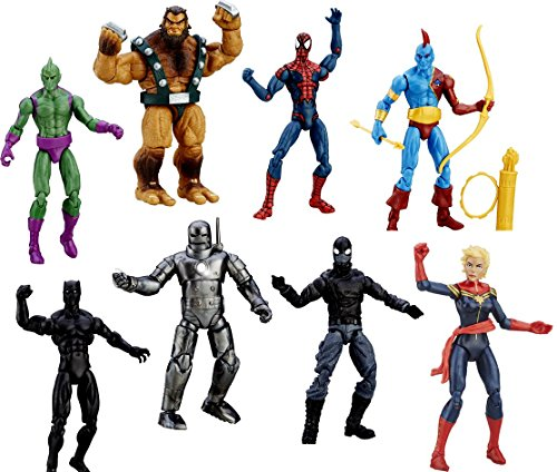 Marvel Legends Series 3.75 inch Wave 1 2016 Set of 8