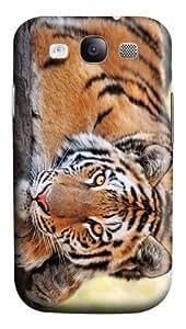 unique cover Beautiful Tiger PC case/cover for Samsung Galaxy S3 I9300