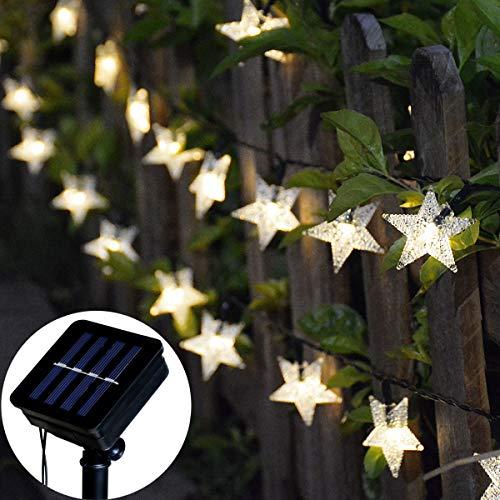 Outdoor Solar Star Lights in US - 7