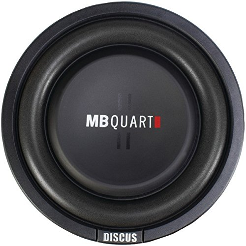 8 in. 400W Shallow Subwoofer - Subwoofer 8