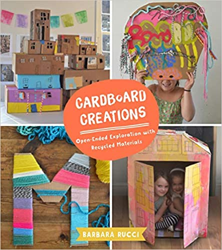Cardboard Creations: Open-Ended Exploration with Recycled Materials
