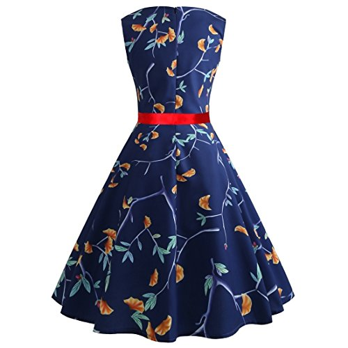 Ball Everyday Party Dress Pinup Sleeveless Women As1 Retrol Coolred Gown 1tWnwBXq16