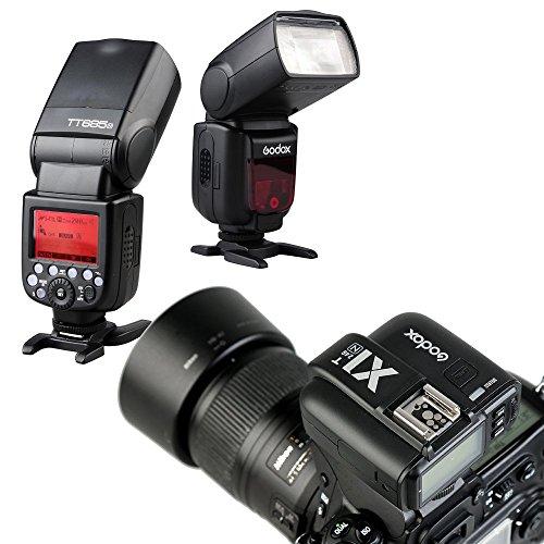 Godox X1T-N 2.4G i-TTL Wireless LCD Flash Transmitter for Nikon Camera (X1T-N) by Godox (Image #4)