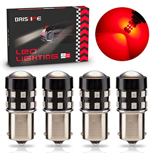 red 1156 bulb - 6