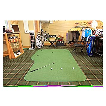 Big Moss Golf THE COUNTRY CLUB 6 X 12 Practice Putting Chipping Green