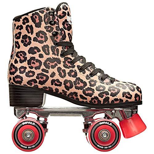 Impala Rollerskates - Leopard (Best Roller Skates Brands)