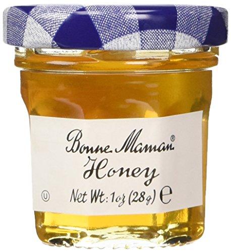 Bonne Maman Honey Mini Jars - 1 oz x 15 pcs (Honey Jar Wedding Favors)