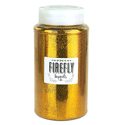 firefly-imports-fns001180gld-fine-glitter-1-lb-gold