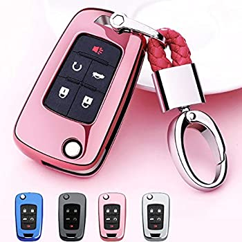 Amazon.com: MODIPIM - Carcasa para llave de entrada sin ...