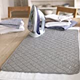 """Above Edge Magnetic Ironing Mat, Double Strength Magnetic Pull Force, 33 1/2"""" x 19"""""""