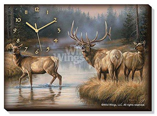 Canvas Clock - 6