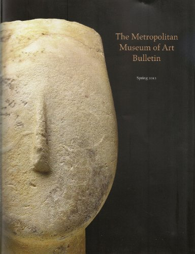 "The Metropolitan Museum of Art Bulletin - Spring 2012 (Vol. LXIX, No. 4) - ""Art of the Aegean Bronze Age"""