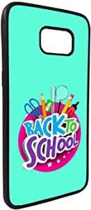 back to school Printed Case for Galaxy S7