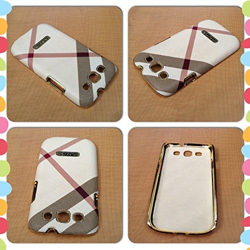 USA Samsung Galaxy S3 I9300 Case Pu Leather Snap Plastic Case #20 ,Samsung Galaxy S3 Case , Samsung S3 Cover