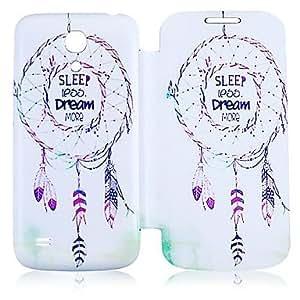 JOE Dream Catcher Pattern Full Body Case for Samsung Galaxy S4 Mini I9190