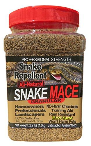 Nature's MACE Snake Repellent-2.2lb Shaker - Snake Granular Repellent